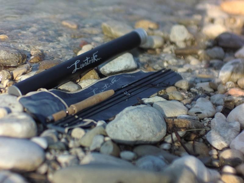 Lustrik Fly fishing rod